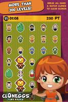Time Geeks: Cloneggs screenshot 3