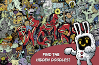 Hidden Doodles Memory screenshot 1