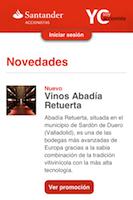 Santander Accionistas screenshot 1
